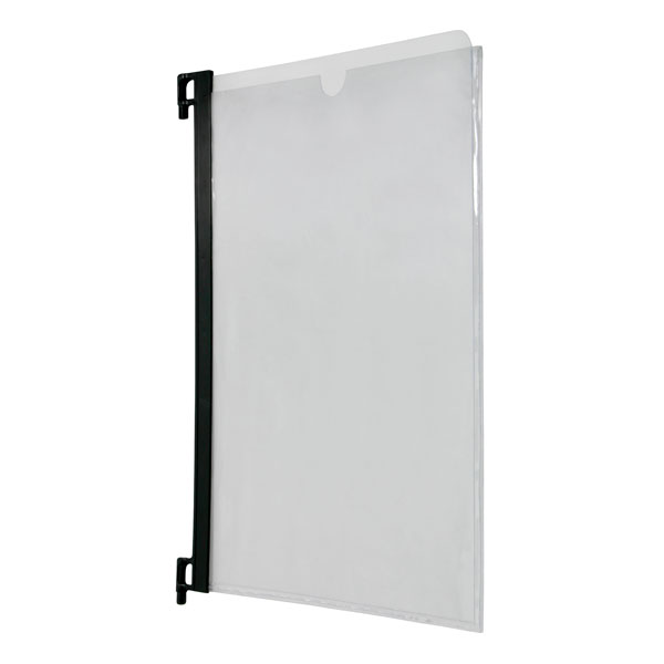 Esselte Visual Display Panels A4 Clear Pack 5