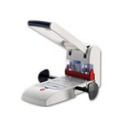 Novus B2200 Heavy Duty 2 Hole Punch (200 Sheets)
