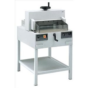 Ideal 4810-95 Electric Guillotine With Stand 80mm