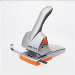 Rapid Hdc65 Heavy Duty Punch Silver / Orange