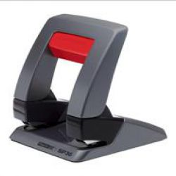 Rapid Sp30 Pressless Black Graphite Hole Punch