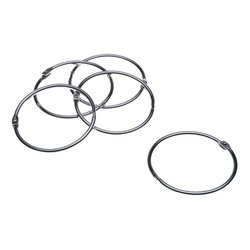 25mm Hinge Rings (Pack of 100)