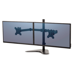 Fellowes Professional Series Freestanding Dual Monitor Mount